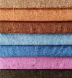 Tissu tissé par polyester pour le sofa
