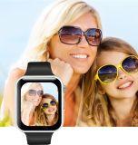Intelligenter Zoll SIM der Uhr-W88 des Telefon-1.54/Handy Uhr DER TF-Karte 48*40*11.8