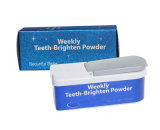 Ежедневные зубы Freshmint пользы забеливая порошок