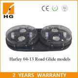 Doppel-LED-Scheinwerfer 5.75inch für Harley Davidson Straßen-Gleiten 2004-2013