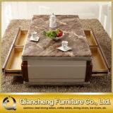 현대 높은 광택 MDF 프레임 커피용 탁자 (8620#)
