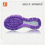 La maille neuve d'espadrille de type folâtre les chaussures de course pour des femmes des hommes