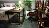 호두 단단한 나무 행정실 테이블 &Chair (WD003)