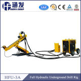 Hfu-3A Hydraulic Underground Tunnel Portable Core Drilling Machine
