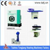 A imprensa da lavanderia/a máquina de pressão as mais de alta qualidade usada para a camisa e a outra roupa