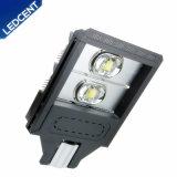 El precio competitivo 100W calienta la luz de calle al aire libre blanca del LED
