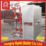 Caldera eléctrica ensamblada del fuelóleo doméstico del tubo del agua