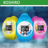 Wasserdichte GPS-Kind-Feststeller-Uhr