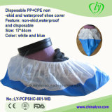 Устранимое PP+CPE Non-Skid и Waterproof Shoe Cover