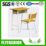 Solo escritorio de la venta barata y sala de clase de la silla fijada (SF-05S)