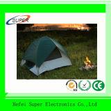 Die Zelte, die von den Materialien 100% hergestellt wurden, stellten her