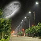 LEDの街灯のコンパクトデザインセリウムRoHS (SL-100B9)が付いているアルミニウム脱熱器LED街灯
