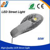 50W IP65 indicatore luminoso di via esterno di buona qualità LED