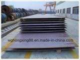 Placa de acero de alta resistencia GS80