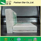 Placa de assoalho high-density do cimento da fibra da construção de aço