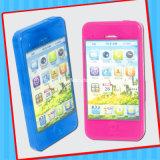 Jouets de téléphone mobile de musique avec la sucrerie pour des gosses