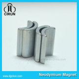 De verschillende Boogvormige Magneten van de Motor van het Neodymium Permanente
