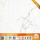 Carrara 대리석은 모방한다 최고 백색 지면 세라믹스 도와 (JM6587D1)를