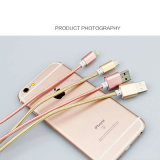 Android 또는 Apple 1 USB Data Wire Charging Cable에 대하여 새로운 TPE 2
