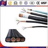 Stromversorgungen-Kran-Leiter-Kabel