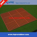 Caoutchouc durable d'évacuation/anti couvre-tapis de cuisine de fatigue/couvre-tapis/couvre-tapis antidérapage de cuisine