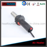 CE認証ハンドヘルド電気温度調節可能なエアヒーターヒートガン