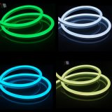 Ultra-Thin Amber LED Neon Flex Rope Light