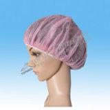 Nurse Sombreros Enfermeras Bouffant tapas de colores Redes para el pelo