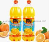 Машина завалки апельсинового сока