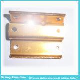Het concurrerende Anodiseren van de Hardware van de Fabriek van het Aluminium van het Profiel van het Aluminium in Geel