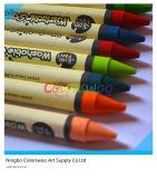 24 kleuren 1.1*10cm Classic Niet-toxische Crayons voor Students en Kids