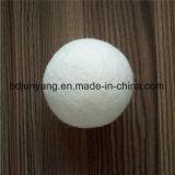 De natuurlijke Witte Bal van de Wasserij van de Wol van Schapen Drogere Schoonmakende