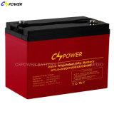 batterie rechargeable exempte d'entretien scellée par température élevée de 12V 120ah