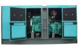 20KVA ~ 1718kVA الصامت الديزل مولد كهربائي مع الكمون المحرك