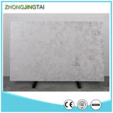 Quartz costruito Stone Calacatta Glass Countertops per Kitchen e Bathroom