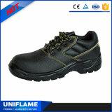 鋼鉄つま先の帽子の黒の安全靴Ufa026