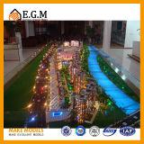 Bon modèle d'immeubles d'ABS de qualité des prix/modèle architectural faisant/modèles commerciaux de construction/tous genre modèle modèle de signes de fabrication/Chambre de /Miniature