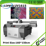 Flachbett-UVHybrid Printer mit Ultraviolet Drying System (UV1615)