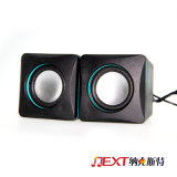 USB Cube Mini Speaker voor PC Laptop