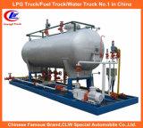 50ton LPGの給油所のためのASME 100m3のガスの貯蔵タンク
