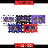 Chipset americano 760PCS do póquer dos dados (YM-FMGM002)
