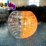 TPU materielle aufblasbare menschliche Luftblase für das Kind-Spielen