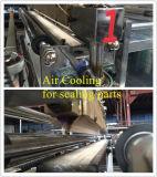 Ruigao Hersteller-Fabrik-Plastikshirt-Lebensmittelgeschäft-Beutel, der Maschinen-Preis bildet