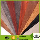 Aucun papier décoratif d'odeur de peinture pour les meubles en bois