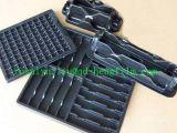 電子パッキングのために伝導性Thermoformedヒップのプラスチックシート