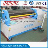 Machine de recourbement asymétrique de pain W11f de rouleau standard de la série 3 de la qualité