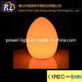 Lámpara decorativa de huevo recargable Lámpara de noche LED