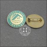 Pin da impressão Offset, emblema de organização feito sob encomenda (GZHY-LP-096)