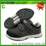 Новые ботинки мальчика малышей Кита конструкции для 2017 Ss (GS-75278)
