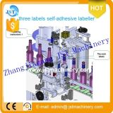 Machine à étiquettes de bouteille auto-adhésive d'autocollant de Tbj-100d